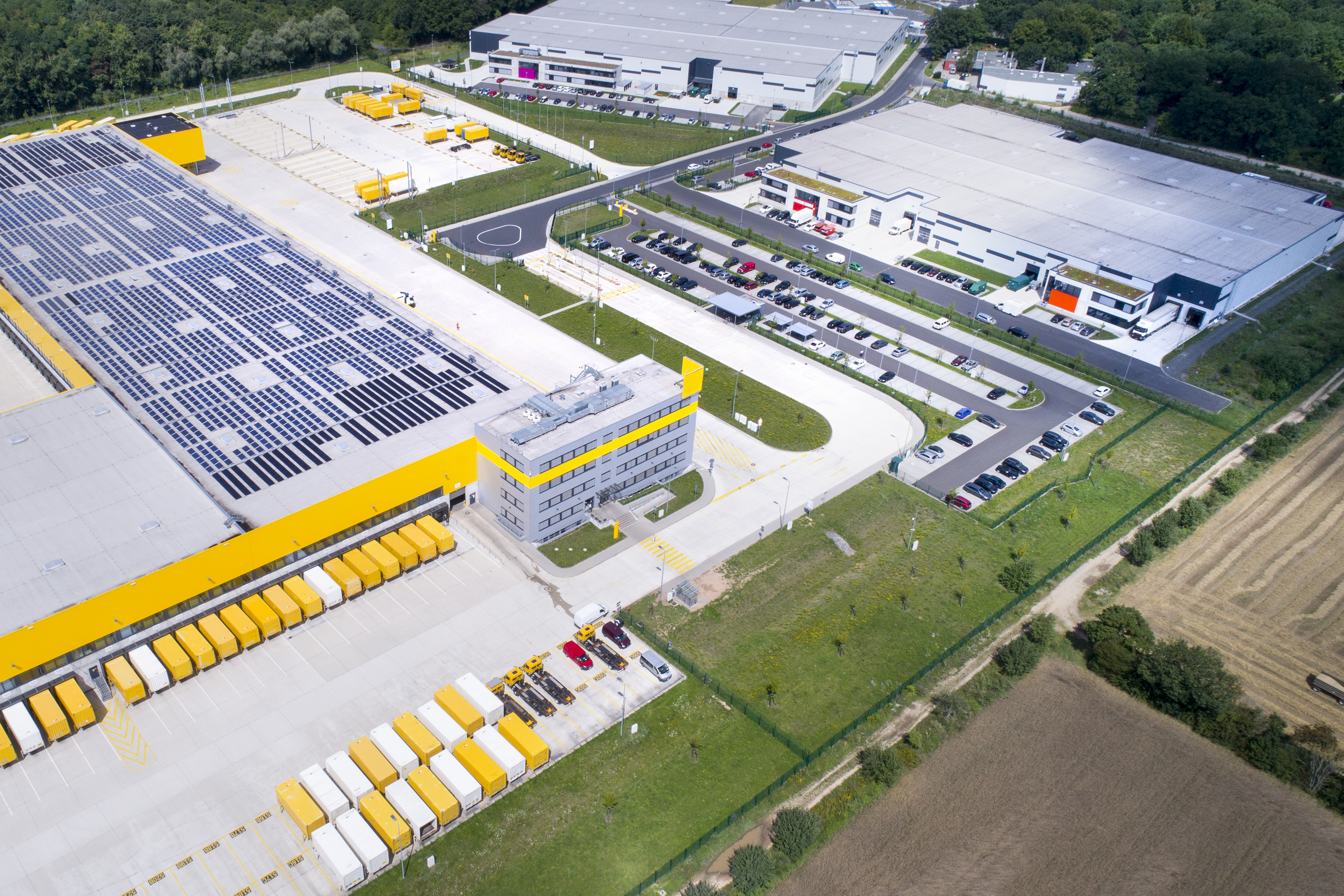 Growth of Mega Distribution Centers accelerates in Germany, the Netherlands and Belgium – efficiency and e-commerce are main drivers