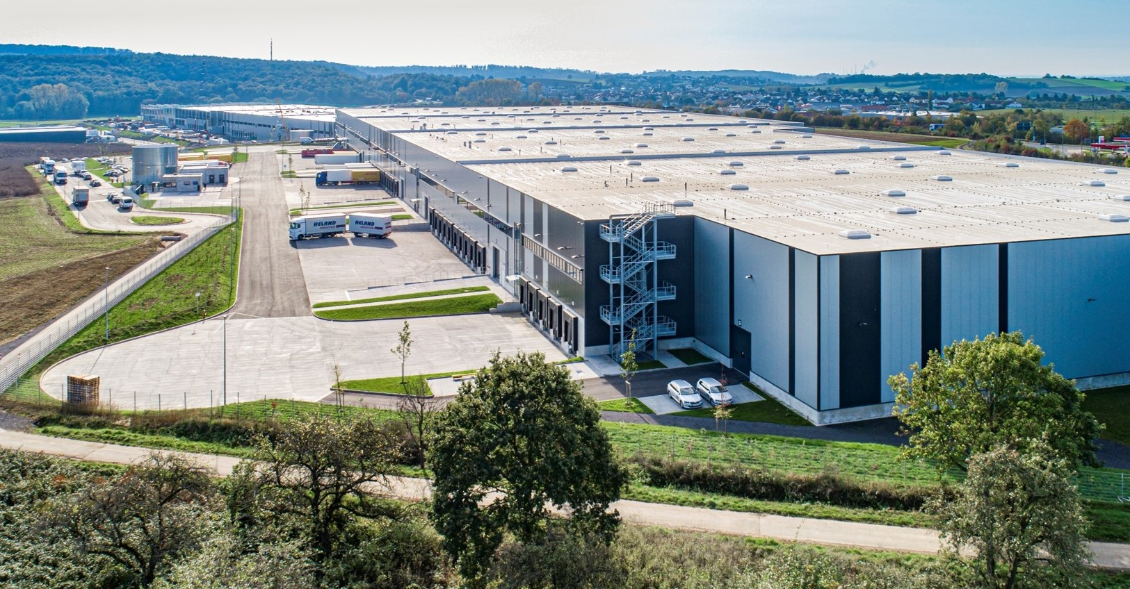 Logistics Real Estate Markets in Europe Not Impacted by Covid-19: 14% Growth Forecasted for 2021