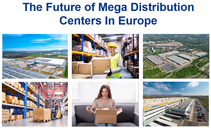 Webinar: The Future of Mega Distribution Centers in Europe